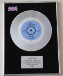 DONOVAN - Jennifer Juniper PLATINUM Single Presentation Disc